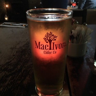 Mac Ivors bring great tasting cider to the Alltech Craft Brew and Food Fair