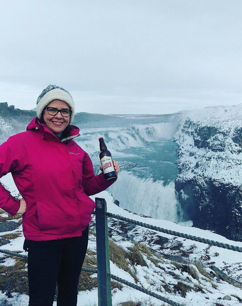 Sarah McNally on her travels with Pedro in Iceland before heading to The Argory's Good Food Market