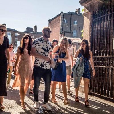 Taste of Dublin June 2017 - Irish Craft Cider Producer Mac Ivors Cider Co