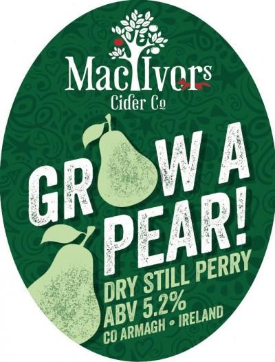 Grow A Pear - The White Hag Hagstravaganza