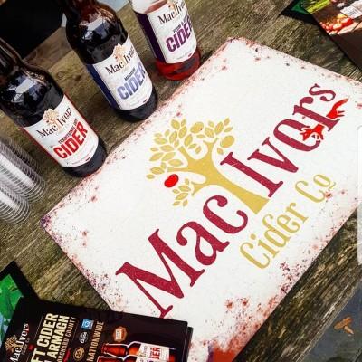 Irish cider Argory Christmas Market