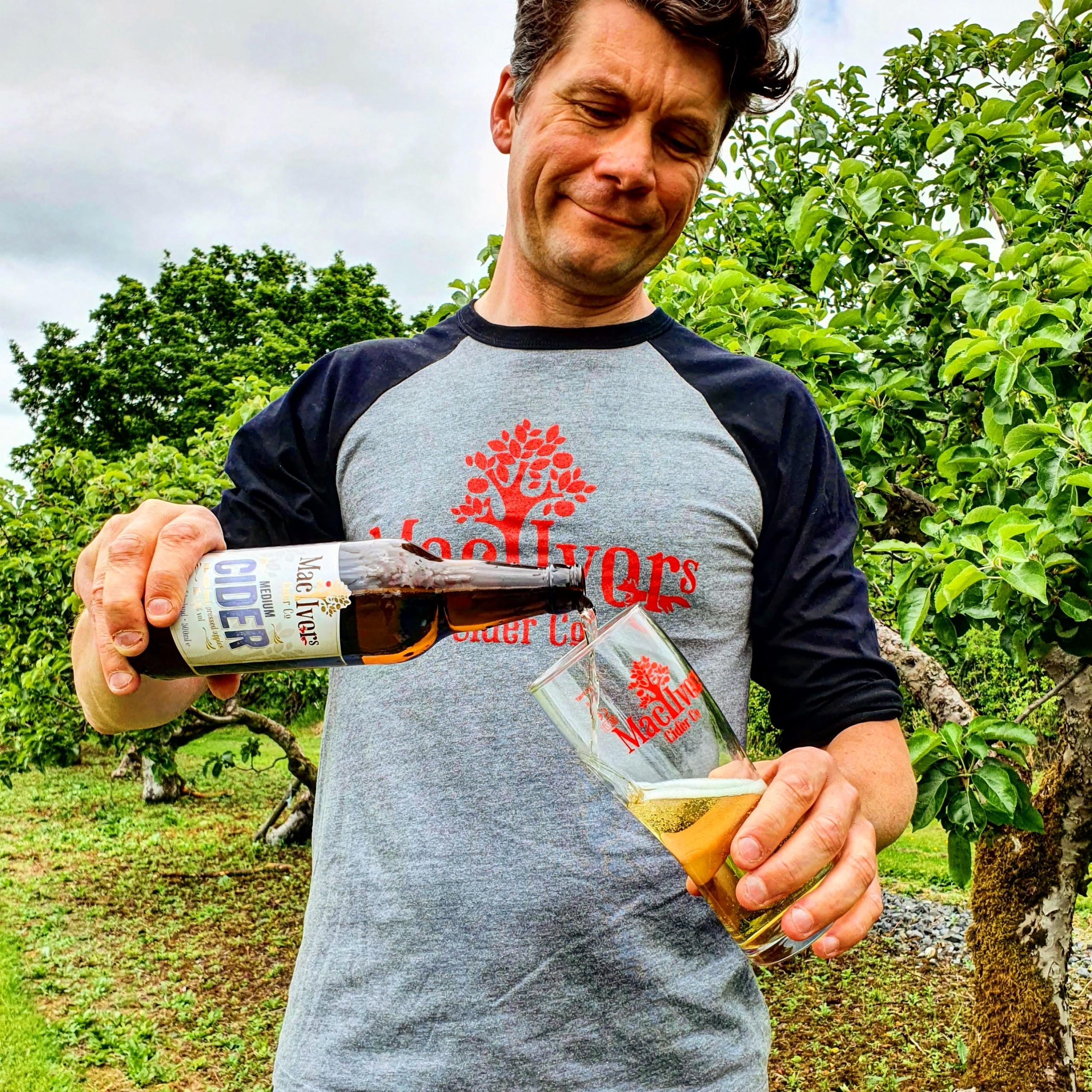Mac Ivors Irish Cider